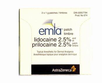 counteract lidocaine