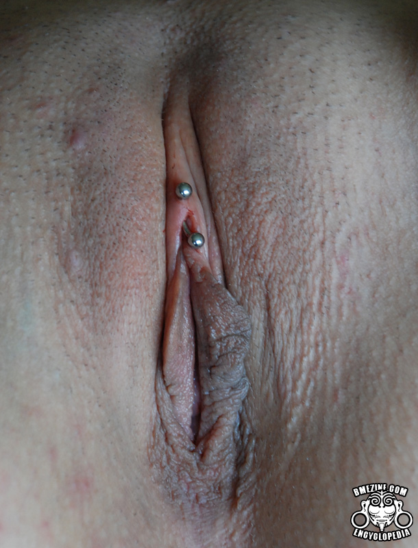 Clitoris peircing facts easier tell